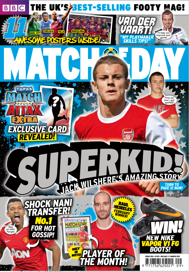 magazines match magazine