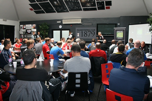 Birmingham Leg Of The Coerver Youth Diploma Sold Out