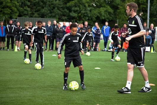 FREE Coerver Coach Education Clinic In Coventry Only 7-days Away