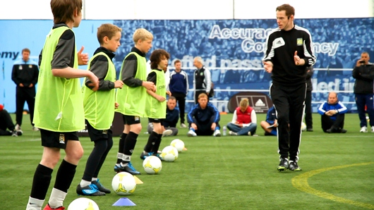 FREE Coerver Coach Education Clinics in Surrey & Coventry