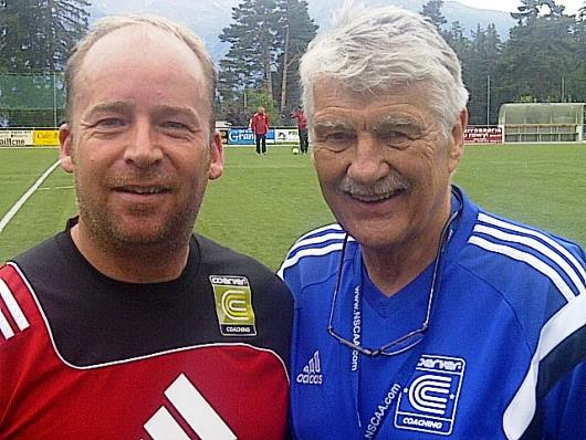 New Scottish Coerver Coaching Youth Diploma Announced