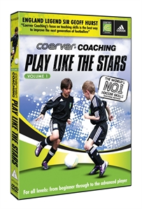 Picture of Coerver® Coaching - Play Like The Stars DVD (Volume 1)