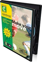 Picture of Coerver® Coaching Make Your Move DVD
