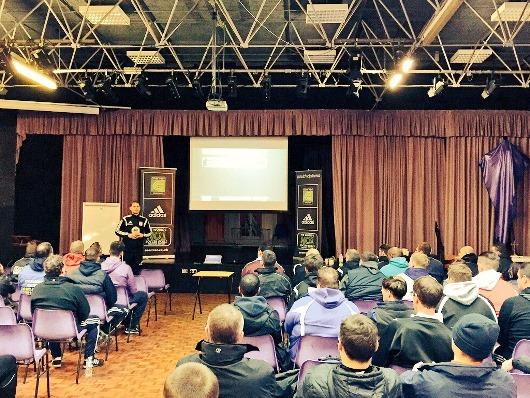 Free Coach Education Clinic In Birmingham A Huge Success