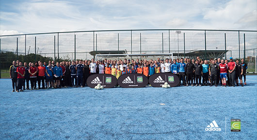 2016 Youth Diploma courses conclude at Manchester City's Eithad campus