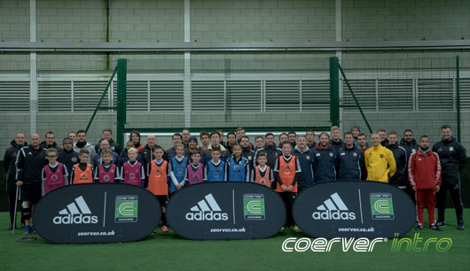 2016 Coerver Intro courses a huge success!