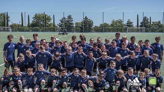 Coerver® Partner Club PRO Tour to Real Madrid CF a huge success!