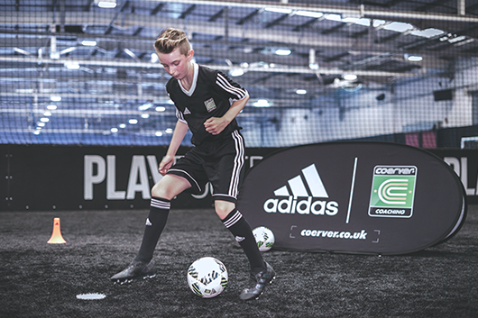 Coerver EW and MATCH! Magazine Special – Play Like Firmino