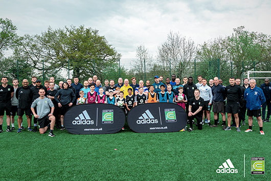 Coerver EW deliver first Coerver® Intro courses of 2018