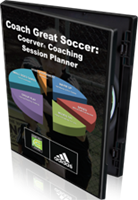 Picture of Coerver® Coaching Session Planner DVD